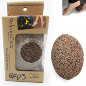 1 Volcanic Lava Pumice Foot Stone Natural Foot Scrub Exfoliate Skin Callus Care by ATB