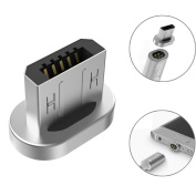 Fheaven WSKEN Magnetic Charging Charger Metal Connector For Android
