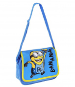 Minions Despicable Me Boys Bag - blue