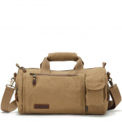 Mens shoulder bags/messenger bag/Travelling men's tote bag/ casual retro Pack-A