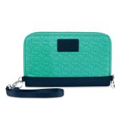 Pacsafe RFIDsafe W200 wallet Women turquoise 2016 wallet