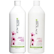 Matrix Biolage ColorLast Shampoo and Conditioner 1000ml Set by Biolage Matrix