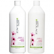 Matrix Biolage ColorLast Shampoo and Conditioner 1000ml Set by Biolage Matrix