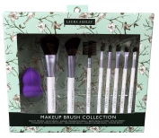 Laura Ashley Makeup Brush Collection 9 pieces