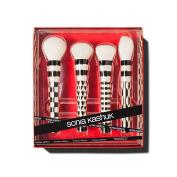 Sonia Kashuk The Geometrics Holiday Limited Edition Brush Set