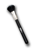 Mojo Beauty Duo Fibre Powder / Blush Makeup Brush F1 - Stippling