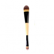 Toraway Professional Cosmetic Tool Dual Ended Concealer foundation Eye Shadow Makeup Brush