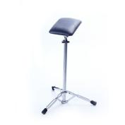 Getbetterlife Black Tattoo Arm Leg Rest Portable Adjustable Chair