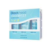 [It's Skin] Black Head Clear Kit 123 - 3items by IT'S Skin