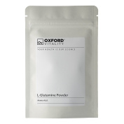 Glutamine Powder | L-Glutamine Supplement for Body Building | Oxford Vitality ®