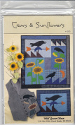 Crows & Sunflowers No. 105 Wild Goose Chase Pattern