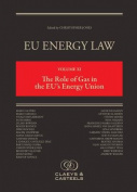 EU Energy Law, Volume 11