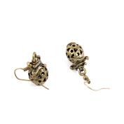 10 Pairs Fashion Jewellery Making Charms Earrings Backs Findings Arts Crafts Hooks Bulk Lots Wholesale Supplier Y5QQ7 Streetlight Lantern