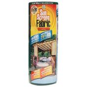 EASY GARDENER 72320P Sun Screen Fabric, 15cm by 50cm