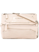 GIVENCHY WOMEN'S BB05246528657 WHITE LEATHER SHOULDER BAG