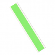 3M 401+ 2.5cm x 25cm -250 High Performance Masking Tape - 2.5cm x 25cm Rectangles, Crepe Paper, Green