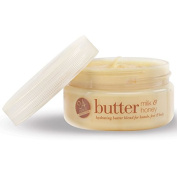 CUCCIO NATURALE MILK & HONEY 24 HOUR HYDRATION HANDS FEET & BODY BUTTER 42.5g -