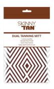 SKINNY TAN Dual Tanning Applicator Mitt - New Packaging