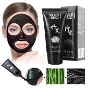 Blackhead Mask,LuckyFine Remover Deep Cleansing Purifying Peel-off Mask Black Mud Face Mask