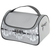 Mathilde M - Small Travel Toiletry Bag Cosmetic Case