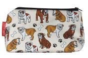 Selina-Jayne Bulldog Limited Edition Designer Cosmetic Bag
