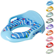 Toilet Trainer Seat   WC Toilet Seat for Baby Children & Kids   Padded seat, removable and easy to clean  