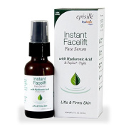Hyalogic Episilk IFL Serum - Instant Facelift - HA Lifts And Firms Skin - Hyaluronic Acid And Pepha-Tight - 30ml by Hyalogic
