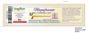 Magnifascent - Natural Female Deodorant - 120ml glass jar
