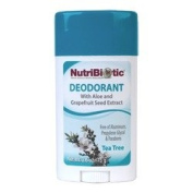 Deodorant Tea Tree Nutribiotic 80ml Stick