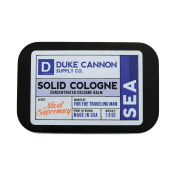 Duke Cannon Men's Solid Cologne, 45ml - Sea
