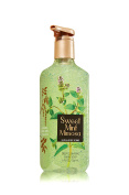 Bath & Body Works Deep Cleansing Hand Soap Sweet Mint Mimosa