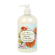 Garden Botanika Custom Mango Lotion, White, 16.9 Fluid Ounce