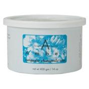 Amber Turquoise Chamomile Depilatory Wax - 410ml Can
