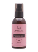 Ashley Joy Argan And Carrot Oil Hair Serum With Vitamin E to Moisturise, Restore, and Strengthen Damaged Hair, Natural & Paraben Free, 150mL