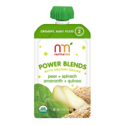 NurturMe Power Blend With Ancient Grains, Pear, Quinoa, Amaranth, Spinach, 100ml