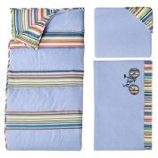 Parker 3-Piece Baby Crib Bedding Set