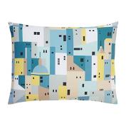 DwellStudio 1 Standard Sham Pillow Case, Roma City