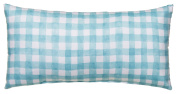 Glenna Jean Cottage Collection Willow Pillow Rectangle, Plaid