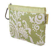 Baby Bella Maya Nappy Clutch Small Sweat Peas