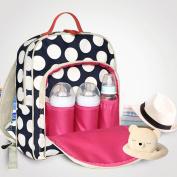 Youth fashion mommy bag backpack ,LANDUO