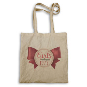 Girls Are Born In 1973 Cute Bow Novelty Tote bag ll14r