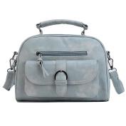 Single-shoulder Bag, Xjp Women Retro Crossbody Bag Messenger Bags Tote Handbag
