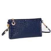 Single-shoulder Bag, Xjp Women's Leather Shoulder Bag Messenger Bag Crossbody Clutch Handbag