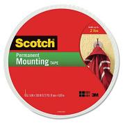 Foam Mounting Double-Sided Tape, 1.9cm Wide x 890cm Long - MMM110LONG