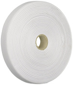 Products From Abroad 107-25-01 Cotton Twill Tape, 1-Yard x 55-Yard, White