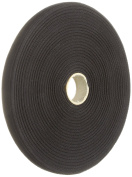 Products From Abroad 107-14-14 Cotton Twill Tape, 5/8-Yard x 55-Yard, Black