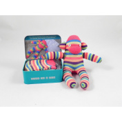 Make your Own Sock - Monkey Kit