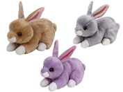 Ty Beanie Babies Easter Bunny and Gift bag Set