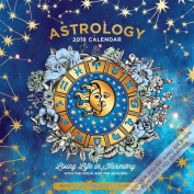 2018 Astrology Living Life in Harmony N American Edition Wall Calendar