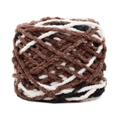 3 Pcs Cotton Yarns Knitting Kits Crochet Supplies for Sweaters/Hats/Scarves/Slippers, #05
